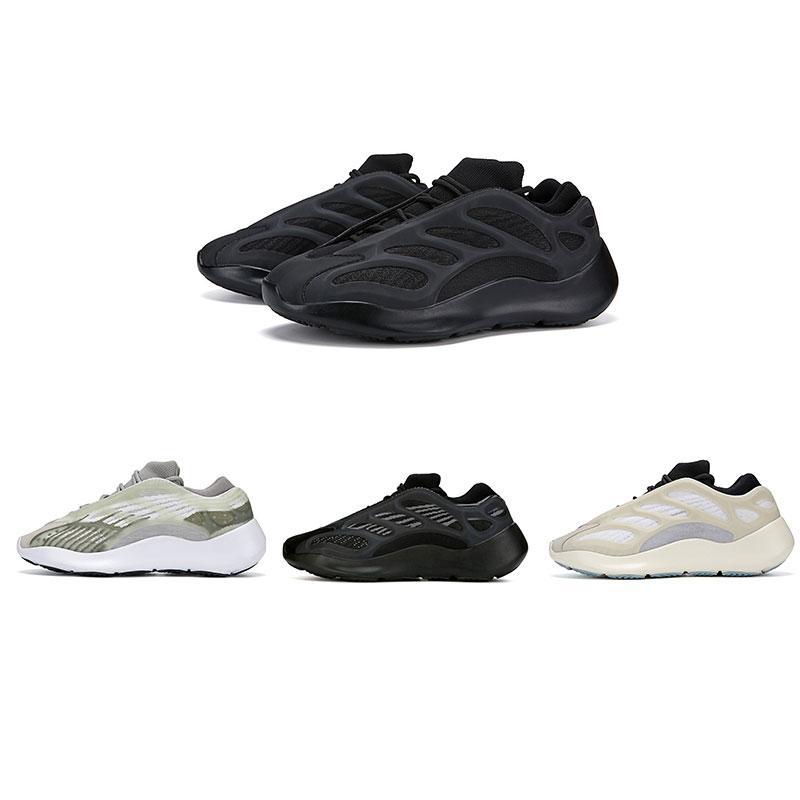 Sneakers Koşu Satış Stok Yüksek Kaliteli Casual Tasarımcılar Ayakkabı Vanta 700 V3 Alvah Azael 3M Yansıtıcı V2 Mist Alien Erkek Kadın Trainer
