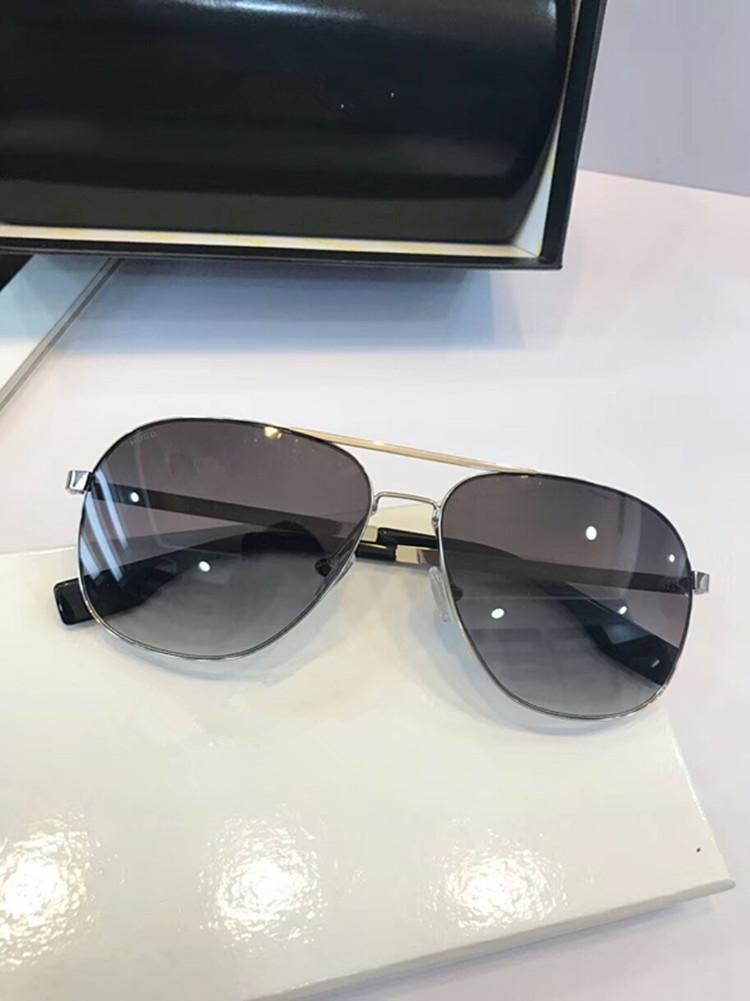 2020 Newarrival CA männliches Metall polarisierte Sonnenbrille UV400 HD-Objektiv Qualität fahren Sonnenbrille Voll Set Fall