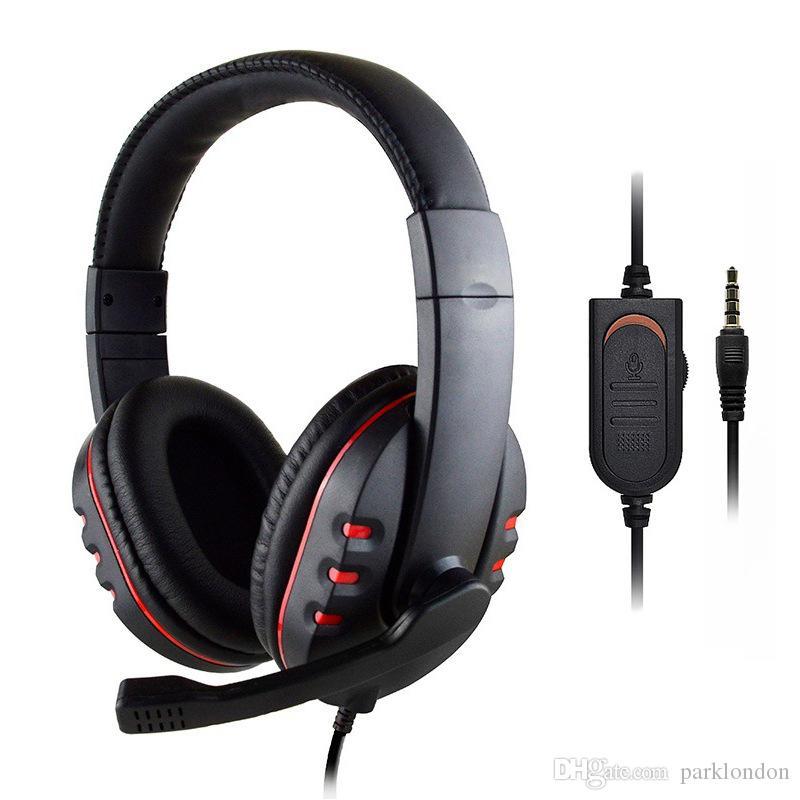 سماعة سماعة سماعات القمار للكمبيوتر XBOX واحد PS3 PS4 سماعة الهاتف الذكية للكمبيوتر 1pc