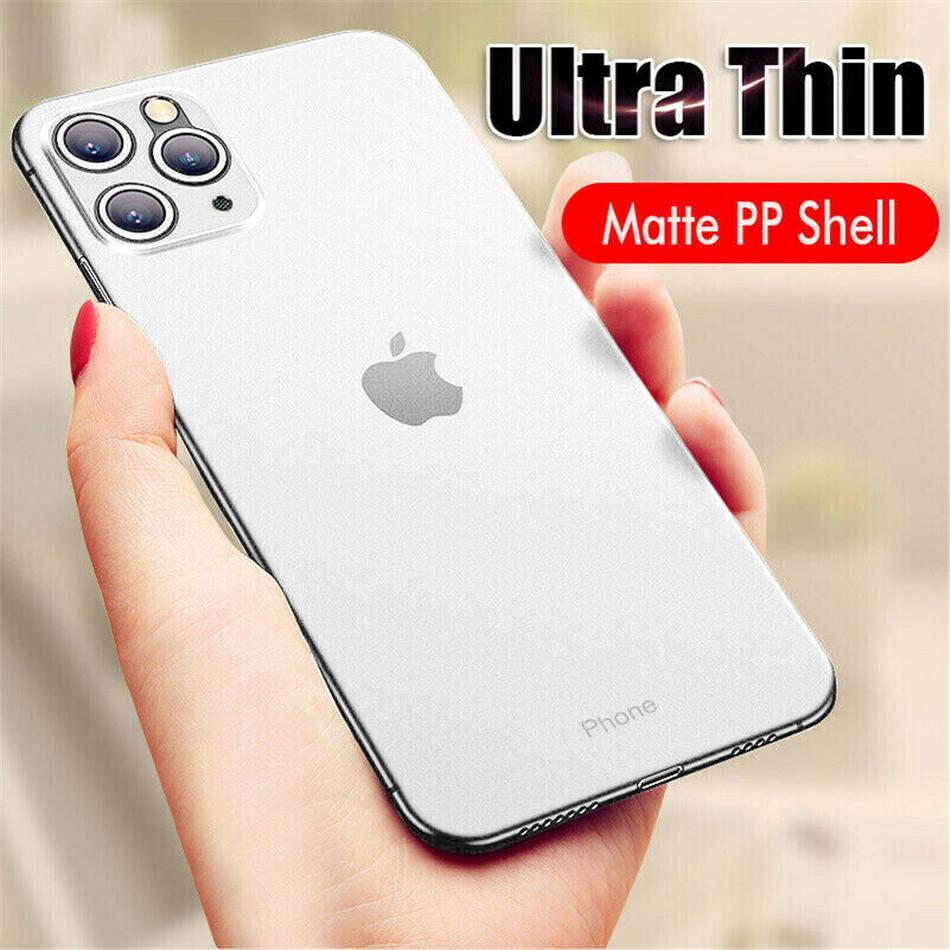 Ultra Thin Matte Case Cover Skin