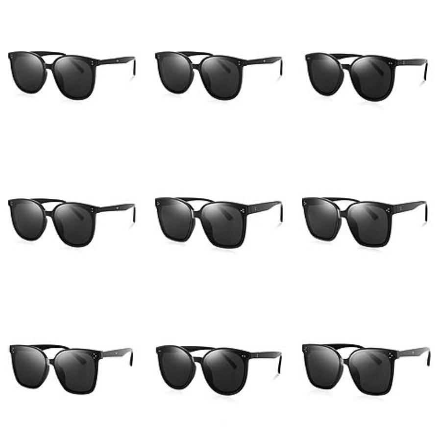 2020 Oversized Pearl Half Frame Sunglasses Women Big Brand Designer Elegant Ladies Sun Glasses For Female Clear Gradient Shades UV400W17#502