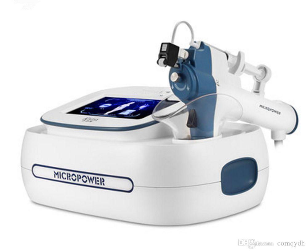 Taşınabilir Microneedles Fraksiyonel RF Güzellik Ekipmanları Fraksiyonel RF Cilt Kaldırma Makinesi Süper Yüz Vücut Varış Çok Fonksiyonlu