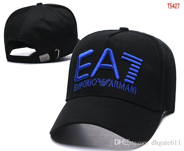2020 sombreros de lujo gorra de béisbol ajustable de manera de la señora sombrero marcas Emporios Exchange 7.0 A / X EA camionero verano casquette Hombres 7 gorra de béisbol 29