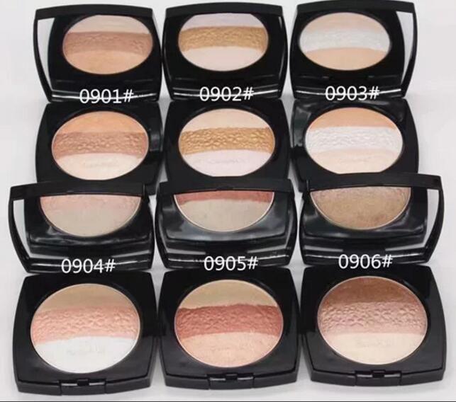 Frete grátis cosméticos de alta qualidade cosméticos seis cores diferentes novos produtos em pó mineralizado