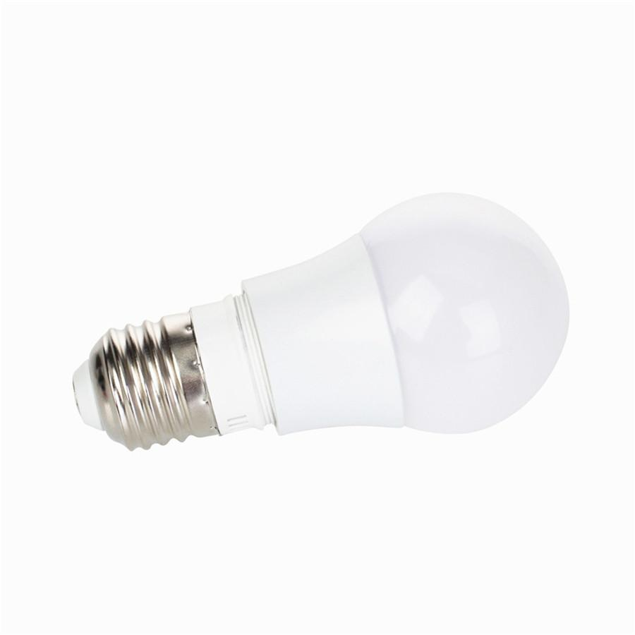3W G50 5W 7W G60 SMD5730 Light Bulbs with E27 Lamp Holder AC85-265V Input for Halogen and CFL Bulbs Replacement