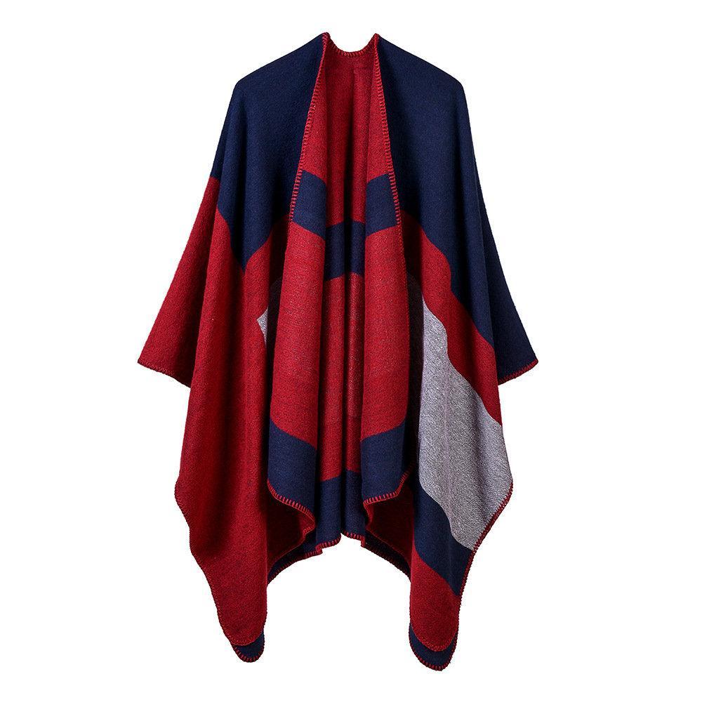 Autumn and Winter Scarves New Fashion Women Wraps Shawls Luxury High Quality Jacquard Imitation Cashmere Pashmina