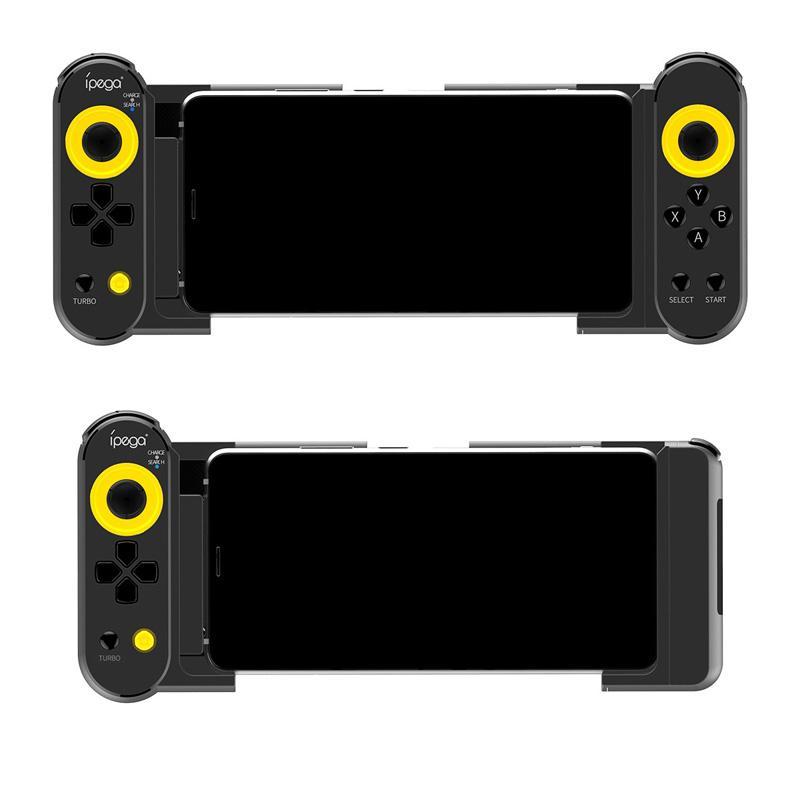 New IPega PG-9167 Bluttoth sem fio Gamepad Esticável Game Controller para IOS Android Mobile Phone / PC / Tablet para PUBG Games