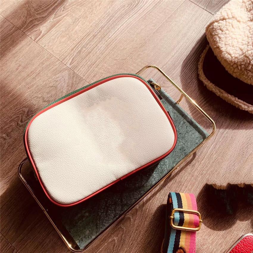 Bolso de lujo de la cámara del cuero del qualitu de la moda del bolso de hombro del diseñador # / CFY2002101