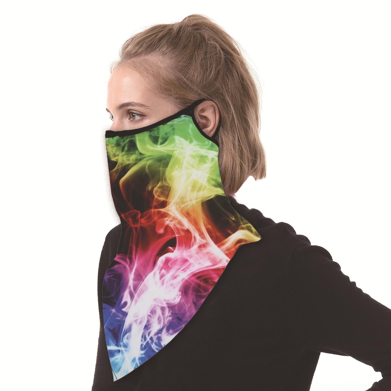 swHxy Дети Одноразовая Открытый маски Три уровня 10 пакетов Защитный пыле Baby Boy Обложка Лицо девушки Cap Бандана Bib Carf 2020