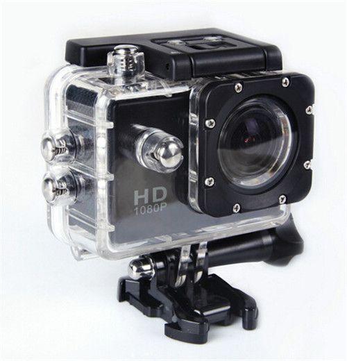 20PCS 1080P HD Digital Camera 30 Meters 140 Wide Angle Lens Depth Waterproof Underwater Sports Camera Camera Diving Tour SJ40000