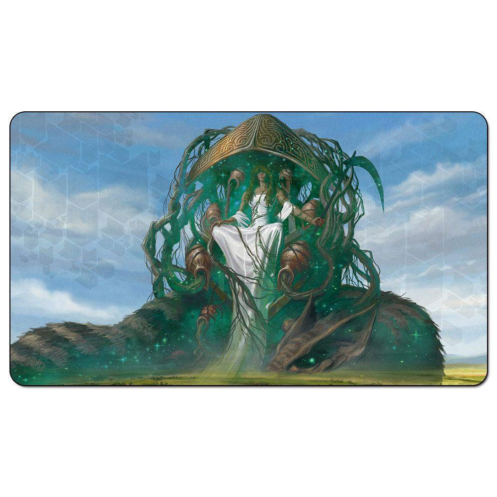 Magic Board Game Playmat: heroes of might and magic2 Tappetino da tavolo formato 60 * 35cm Tappetino per mouse Gioca Matwitch fantasy occult dark female wizard2