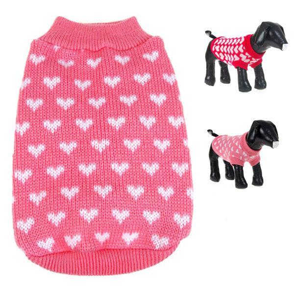 Perro Ropa Sweate chaquetas abrigos para perros Navidad el mejor para mascotas Pequeño gato invierno caliente de la capa del perrito de los géneros de punto Outwear la ropa