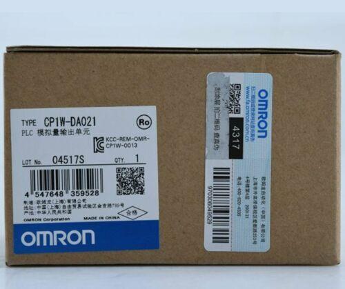 1PC OMRON CP1WDA021 CP1WDA021 PLC a estrenar en caja # XR