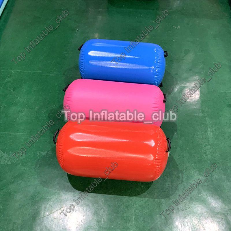 Freies Verschiffen aufblasbare Luftfaßsportausrüstung aufblasbare Luftrolle für aufblasbares Luftstolpernfaß der Gymnastik für Verkauf