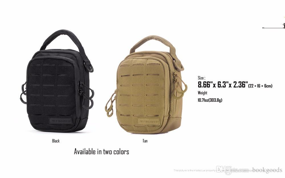 Freeshipping NUP10 multifunzionale borsa NUP20 Esterni pacchetto strumento borsa sacchetto al giorno per tutti i giorni da trasportare e breve viaggio