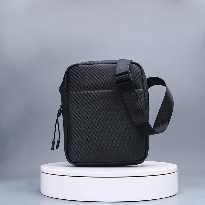 Código 1279 Moda PVC Men Messenger Bag Hombre Bolso Hombro Hombre Cross Body Bolsos Alta Calidad