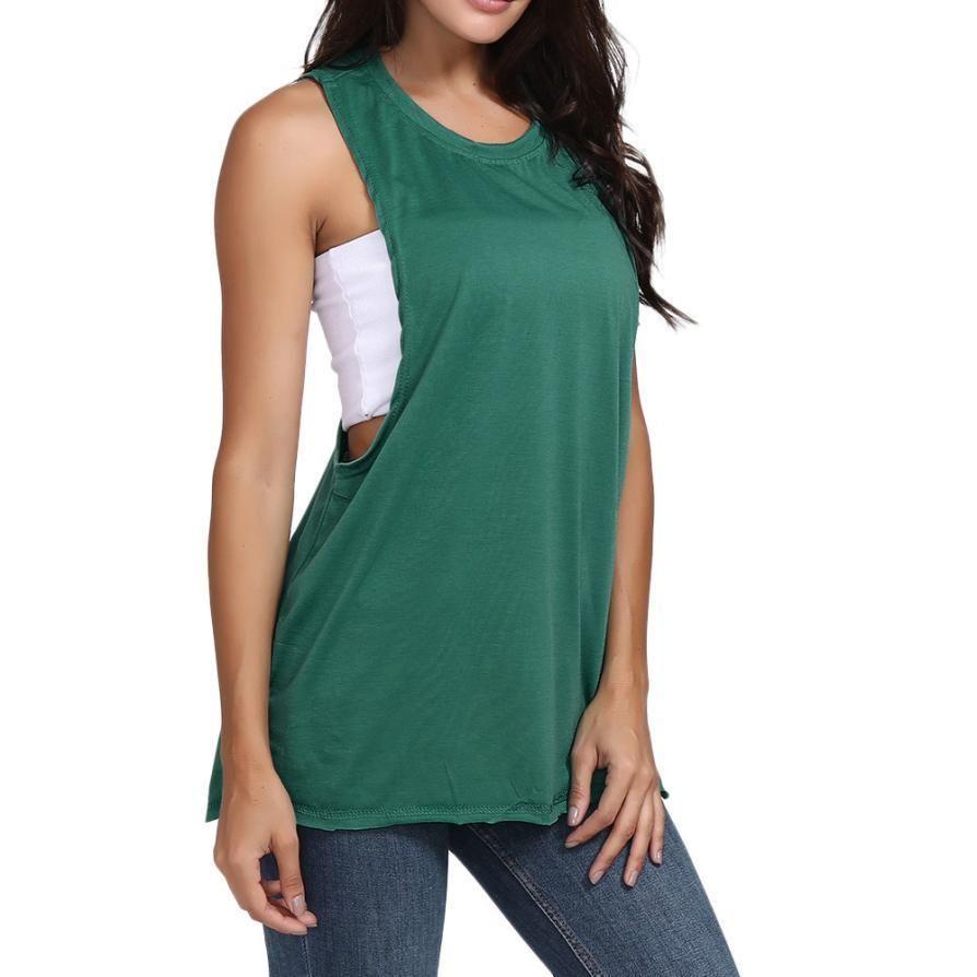 Фитнес Женщины Спорт Shirt Женщины Сплошной Йога жилет Activewear тренировки Одежда Спорт Racerback Tank Tops Бег Фитнес одежды