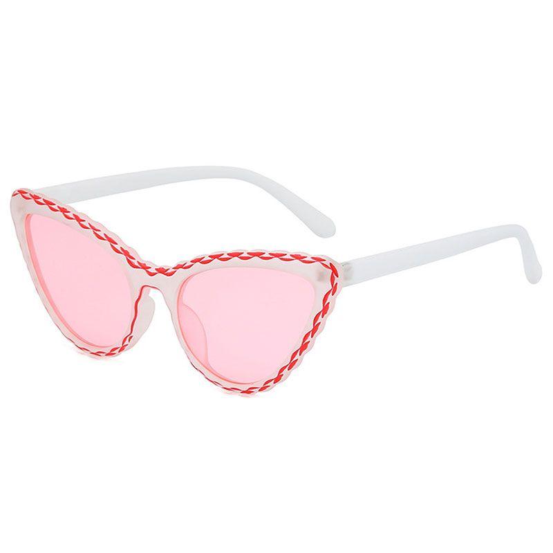 Neue Art-Frauen-Sonnenbrille-klassische Marken-elegante Sonnenbrillen Lady Shades Gradient Brillen Gafas UV400