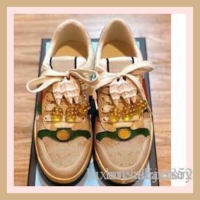 Combination Bottom!! Unveils Triple-S luxurydesigne17FW Shoe Man Woman Sneaker Mixed Colors Thick Heel Grandpa Trainer Casual Shoes e01