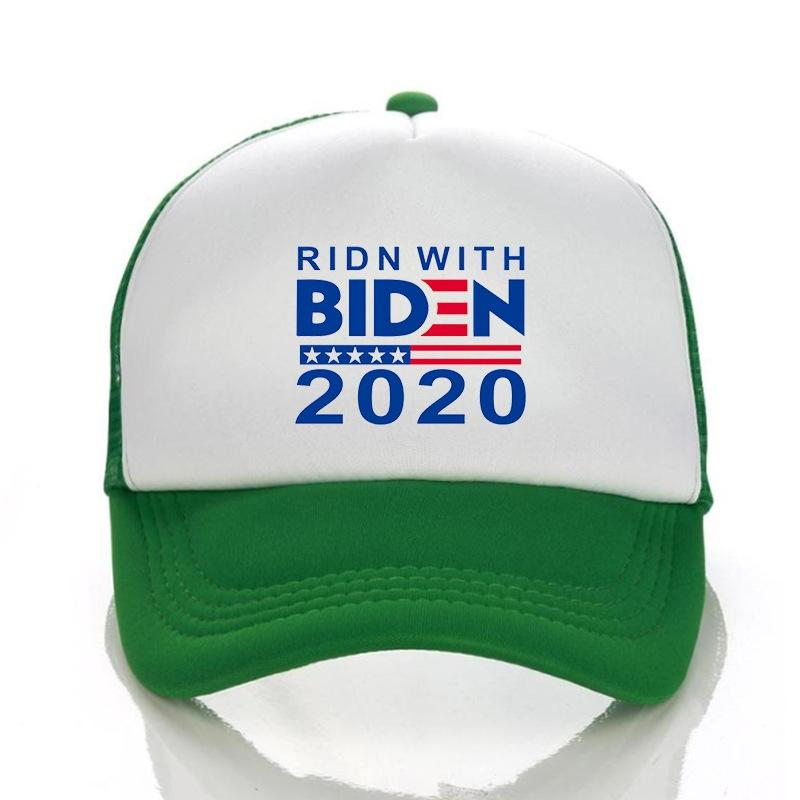 Wholesale Biden 2020 Baseball Cap Republican Baseball Hat New Make America Great Again Caps Embroidered Biden President Cap #691