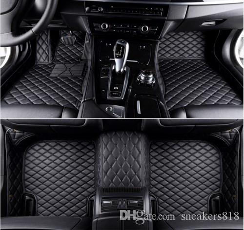 Araba Mercedes benz Maybach S 2015-2019 Hava kaymaz Halılar zemin mat Toksik olmayan ve kokusuz