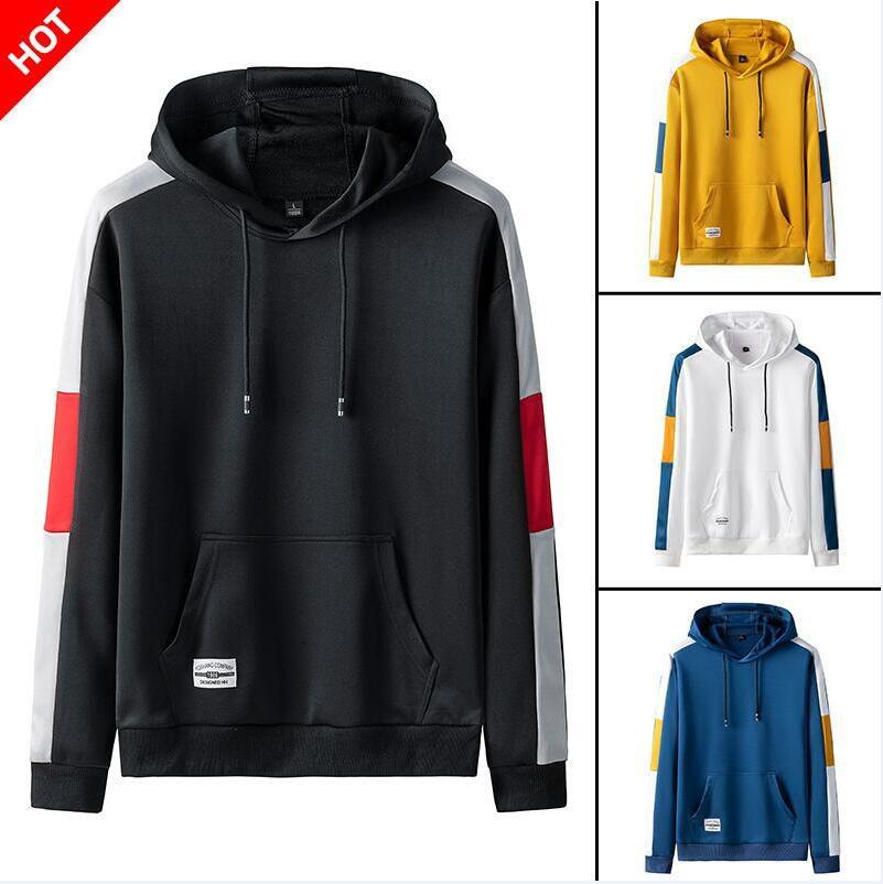 Neue Designer Pullover für Männer Frühlings-Herren-Sweatshirt lose Art Sportwear njix9 Mode Tide fash Pullover Tops mit Herz-Muster t