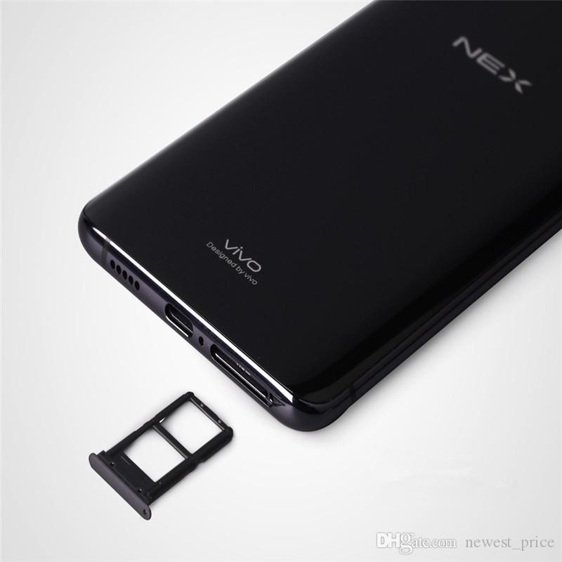 """Оригинал прижизненного Некс сотового телефона 4G сети LTE 8 ГБ оперативной памяти 128 ГБ ПЗУ, процессор Snapdragon 710 Окта основные Android 6.59"""" полный экран 12MP АИ отпечатков пальцев ID мобильный телефон"""