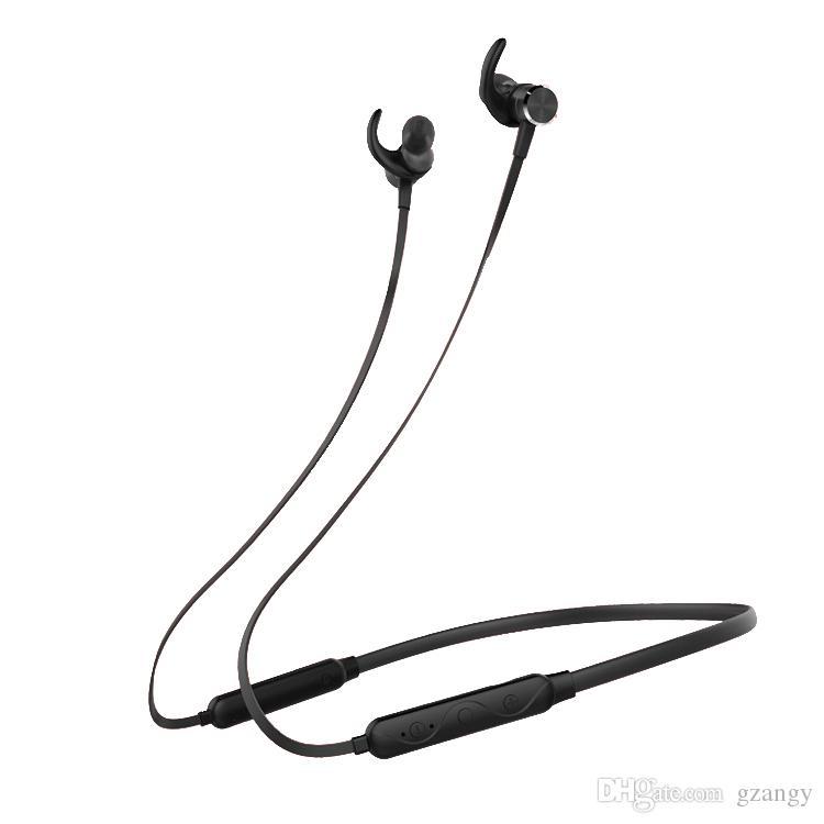 Lightweight Neckband Bluetooth Earphone Wireless In Ear Headphone OEM Headset Sport Noise reduction For Mobile Phone