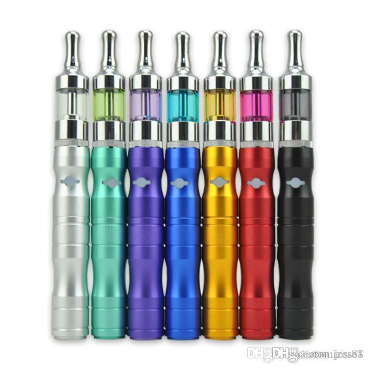 Yeni X6 batarya 1300mAh elektronik sigara ego pil 510 iplik CE4 MT3 Mini PROTANK atomizör buharlaştırıcı vape mod sigara invertör akü