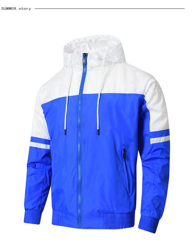 Designer Sport Hoodies Marque Mode Casual Femmes Hommes Veste Livraison gratuite L-4XL Taille asiatique Vente chaude de haute qualité Veste B104748Y