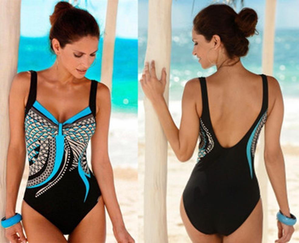 dames chaudes plage d'été bikini sexy maillot de bain imprimé Costumes Body womens Costumes One-pièces maillot de bain
