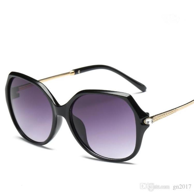 Moda Mulheres Óculos Óculos De Gogles Designer A ++ Óculos de Sol Anti-UV Vidros Clássicos Senhora Óculos Elegantes Sun Suntacles PXSPI