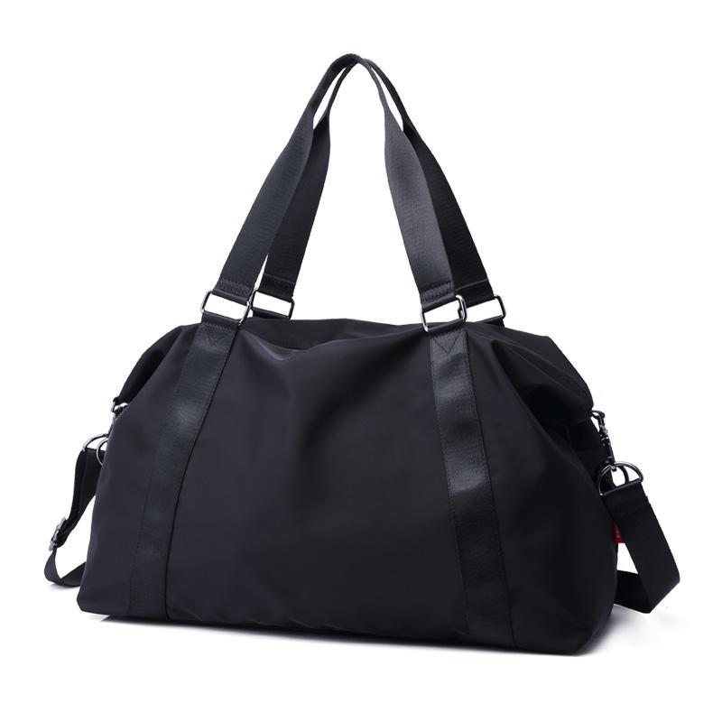 Travel Luggage Duffle Bag Lightweight Portable Handbag Turkey Pattern Large Capacity Waterproof Foldable Storage Tote