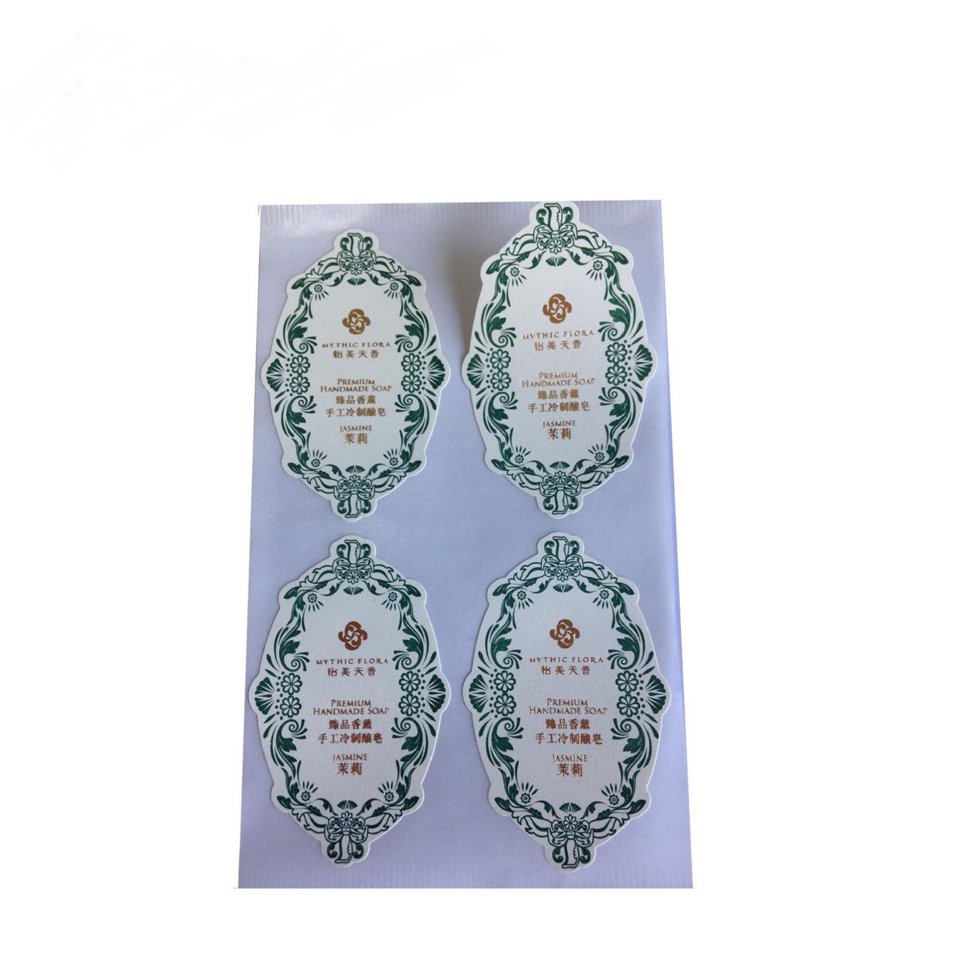 좋은 판매 롤 라운드 컬러 레이블, 사용자 정의 원 종이 스티커 라벨 인쇄