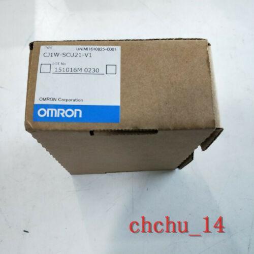 Omron CJ1W- SCU21-V1 CJ1W CJ1WSCU21V1 SCU21 V1 a estrenar y sellado # 03