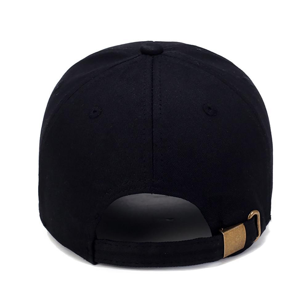 Женщины мужчины шляпа изогнутый солнцезащитный козырек шляпа хлопок свет доска сплошной цвет бейсболка мужчины кепка открытый солнцезащитный козырек регулируемые спортивные шапки