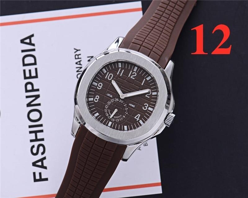 2020 Volle Diamant-Uhr 43mm 18k Luxusuhr auf neuen Diamant-Uhren Wasserdichte LuxuxMens Uhren Mode-Quarz-Armbanduhr Top-Geschenk