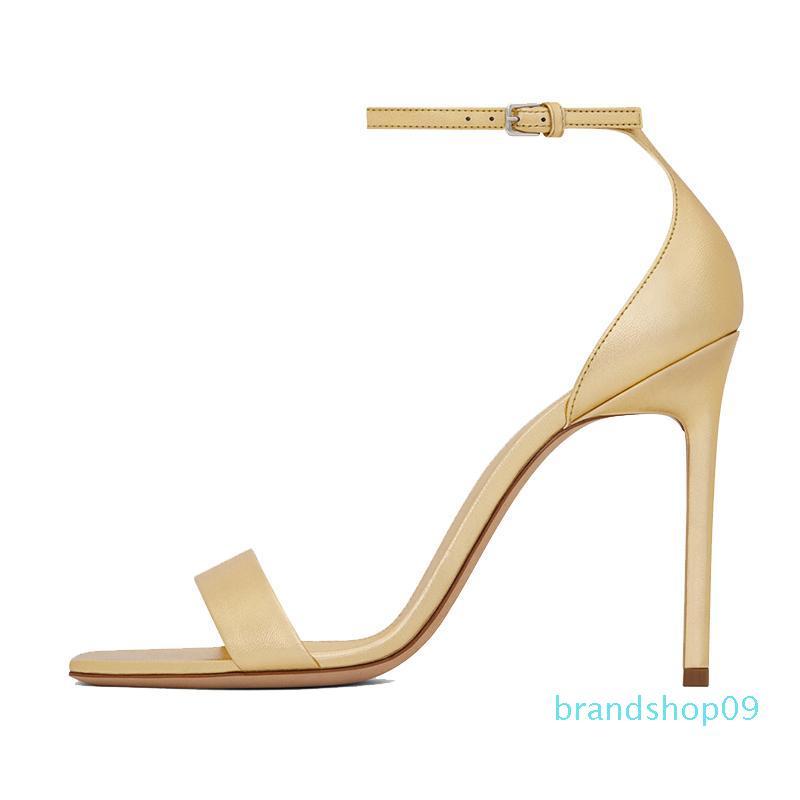 Goddess2019 Toed viento The Fine Muñeca apta Llevar Alrededor de zapatos mujer sandalias del club nocturno de banquetes