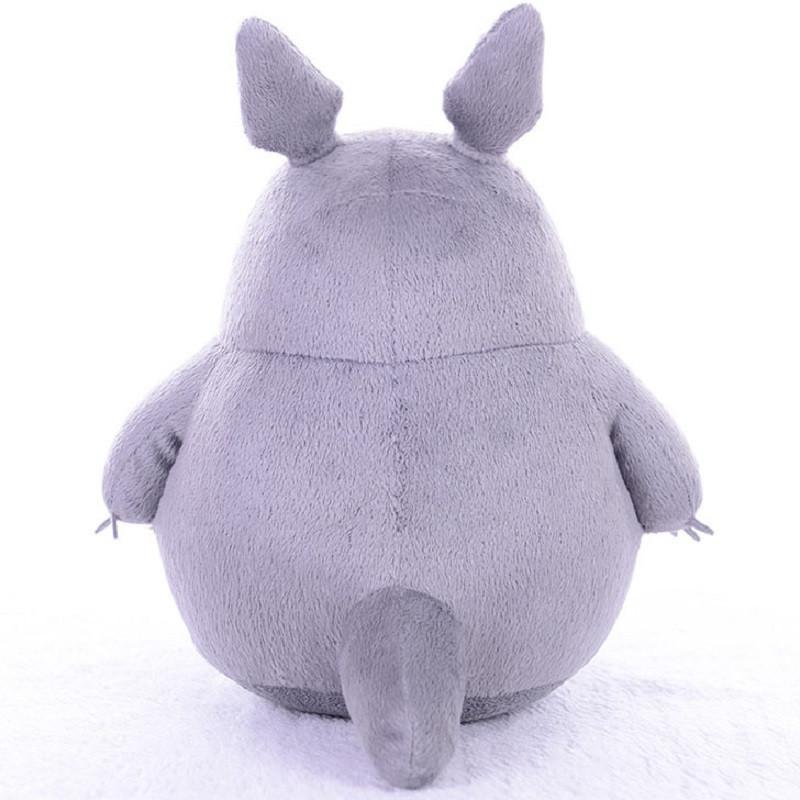 Totoro Plüschspielzeug Softkuscheltiere Anime-Karikatur-Kissen-Kissen Netter Bonze Chinchilla Kinder Geburtstag Weihnachtsgeschenk
