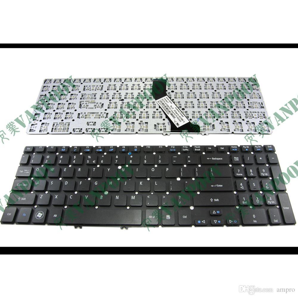 New Laptop keyboard For Acer Aspire V5 V5-531 V5-531G V5-551 V5-551G V5-571 V5-571G V5-571P V5-571PG V5-531P Black US - MP-11F53U4-528