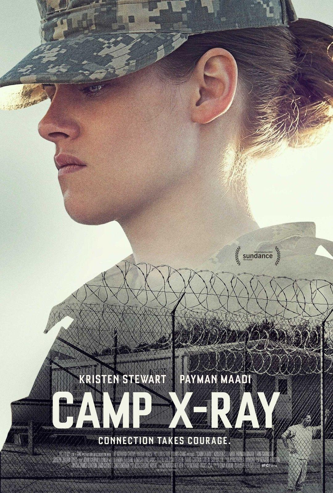 Camp X-Ray (2014) Movie Art silk furniture bar family wall decoration hot sale popular poster 56