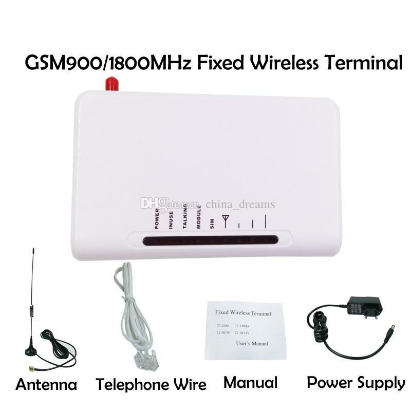 إصلاح الهاتف بلا ملفات GSM الطرفية محطة لاسلكية ثابتة FCT GSM PBX PABX GSM هاتف سطح المكتب هاتف