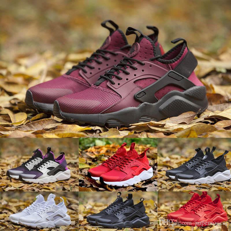 Sapatos de venda quente Sapatos Huraches Homens Mulheres Sneakers Zapatillas Deportivas Sapatos Esportivos Treinadores Huarache