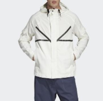 Mens Women Hooded Windbreaker Brand Outwear Jackets Hiphop Coats Streetwear Designer Sweater Zipper Luminous Long Sleeve Sports B100005L