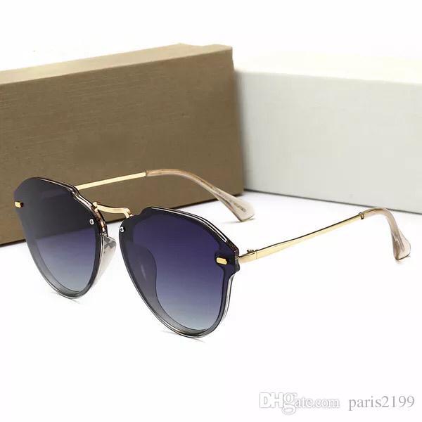 Vendita calda Occhiali da vista da uomo e da donna di alta qualità occhiali da vista polarizzati di polarità Occhiali da sole senza montatura Occhiali da sole polarizzati uv400