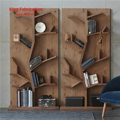 2019 Nordic Creative Bookshelf Bookcase Racks Living Room Wood Bookshelf  From Kkffcc, $603.02 | DHgate.Com