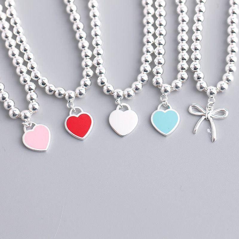 Sterling Silver Blue Enamel Heart Locket