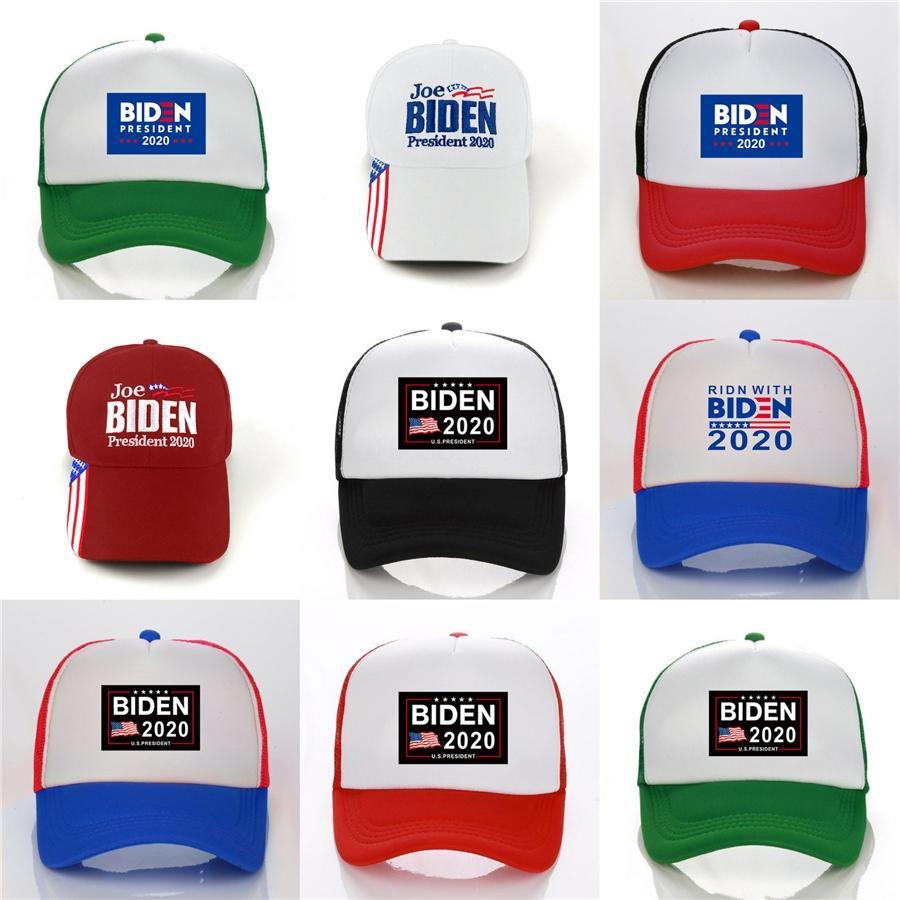 Новый Дональд Байден 2020 Бейсболки Дизайнер Шляпа Держать Америку Большой 2020 Вышивка Спортивный Мяч Шляпа Путешествия Пляж Солнце Шляпа Партии Шляпы Wx9-1 #87