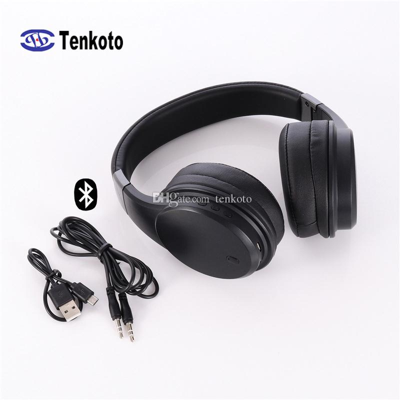 Android Ios Windows Bluetooth And Wired Stereo Headset Wireless Mic Active Noise Cancelling Headphone China Anc Bluetooth Earphones Phone Earphones Wired Cell Phone Headset From Tenkoto 24 13 Dhgate Com