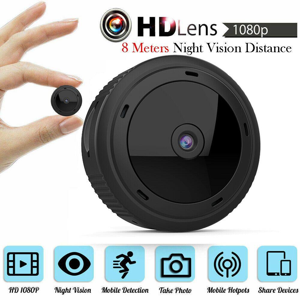 W10 Full HD 1080P Mini Wifi Camera Infrared Night Vision Micro Camera Wireless WI-FI IP P2P Mini Camera Motion Detection DV DVR
